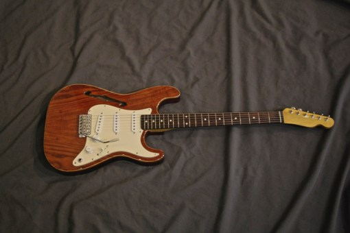 Berlin Custom Guitars O-caster 5