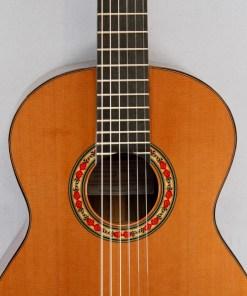 Ramirez Estudio 1 Cedar Konzertgitarre