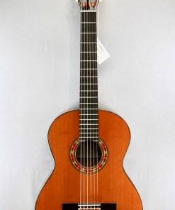 Ramirez Estudio 1 Cedar Konzertgitarre 6