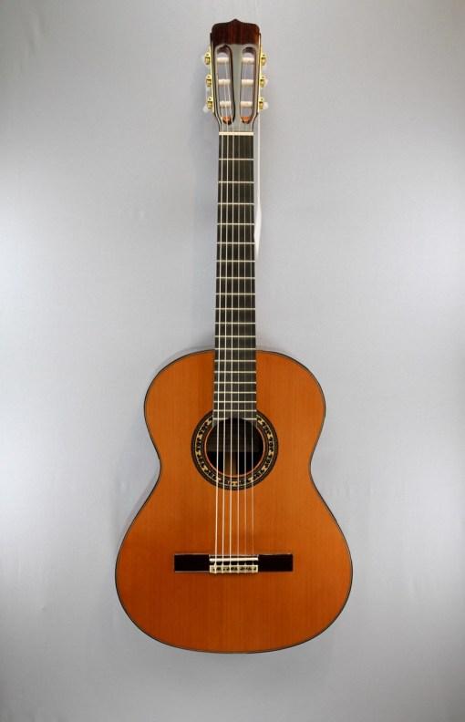 Ramirez Estudio 3 Cedar Klassik Gitarre 5
