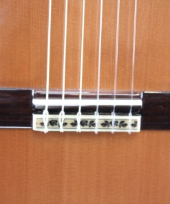 Ramirez Estudio 3 Cedar Klassik Gitarre 3