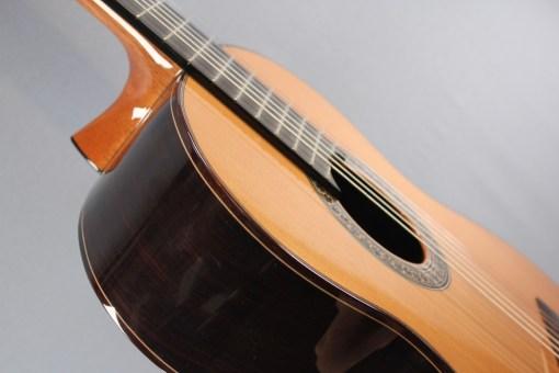 Ramirez Estudio 2 Cedar Klassik Gitarre 3