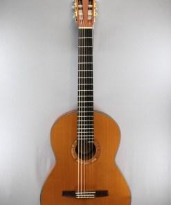 Hanika Basisklasse Pflaume CF Konzertgitarre 5