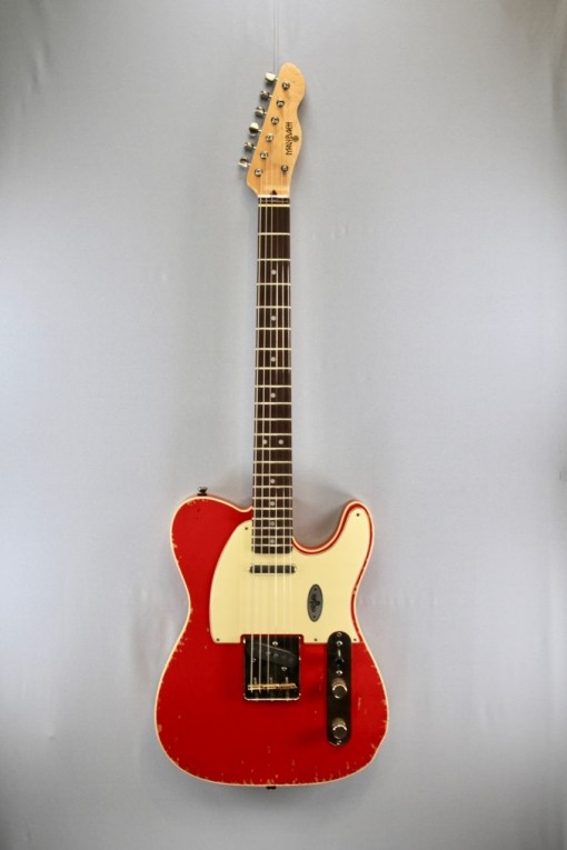 MAYBACH TELEMAN T61 RED ROOSTER AGED CUSTOM SHOP 4