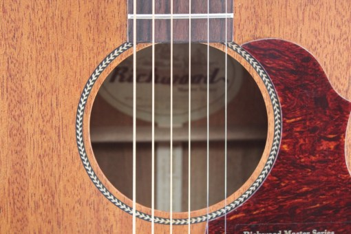 Richwood D50 Dreadnought Westerngitarre 3