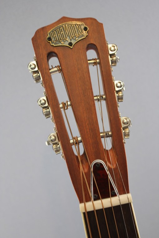 Paramount Little Wing Mahogany 1