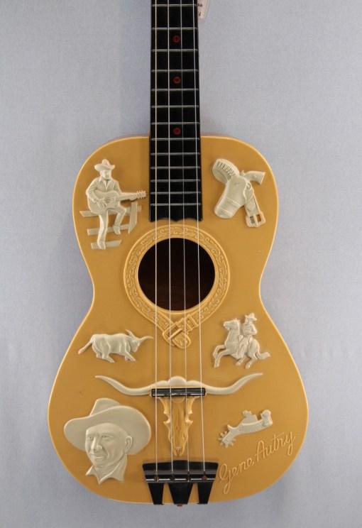 Emenee Gene Autry Cowboy Guitar 7