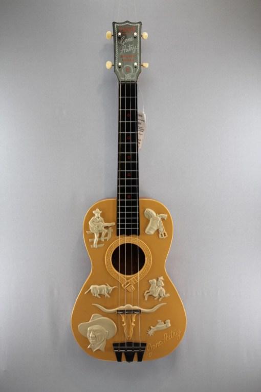Emenee Gene Autry Cowboy Guitar 6