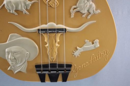 Emenee Gene Autry Cowboy Guitar 5