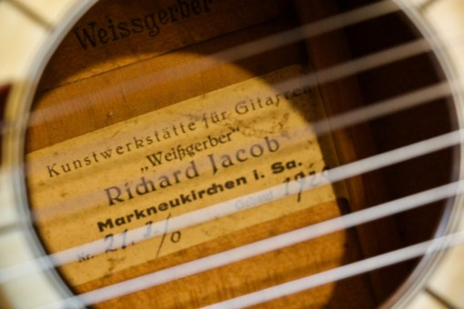 Richard Jacob Weissgerber – 1929 1