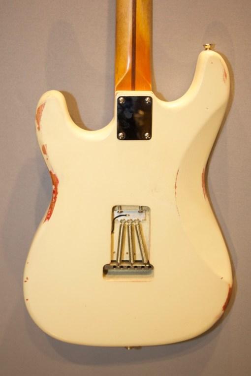 Berlin Custom Guitars O-Caster Fire and Ash 2