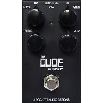 Rockett Dude Overdrive