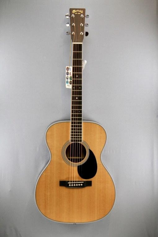 Martin OM-35E Western-Gitarre 5