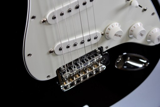 Fender PLAYER STRATOCASTER® PF BLK 4