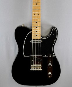 Fender PLAYER TELECASTER® MN BLK 4