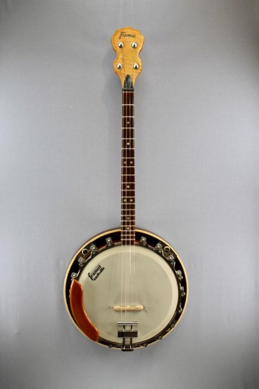 Framus Tenor Banjo 4