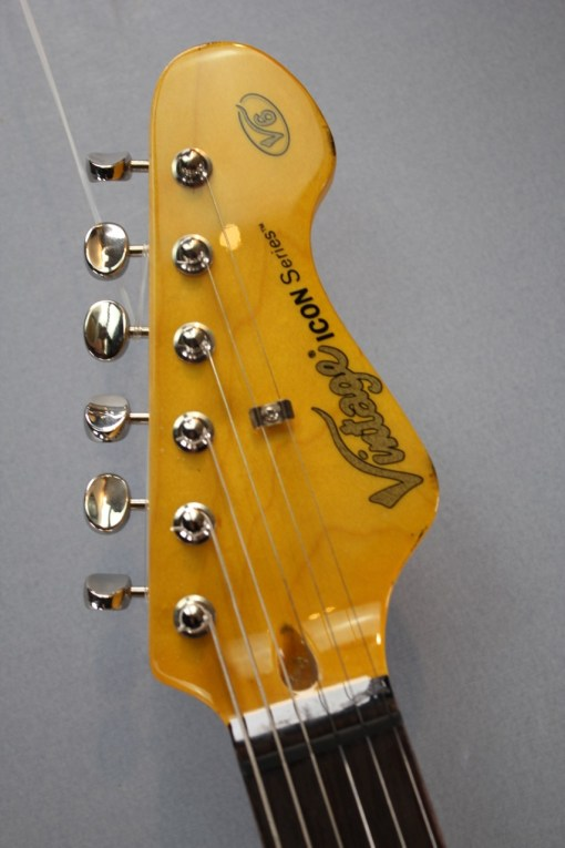Vintage Icon Serie V6MRSSB E-Gitarre 1