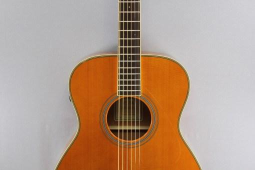 Yamaha FS-TA Vintage Tint Western-Gitarre