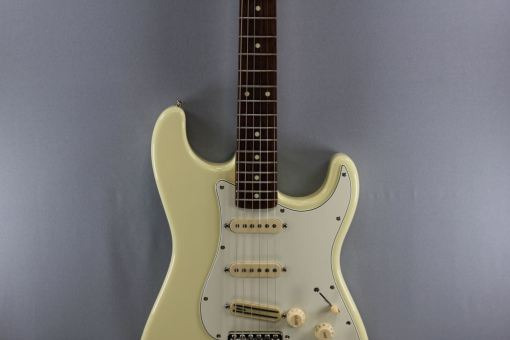 Partscaster Olympic White RW HSS