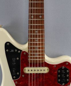 Fender Japan Jaguar OWT RW II. Hand