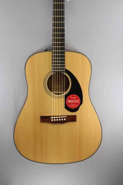 Fender CD-60S NAT 2