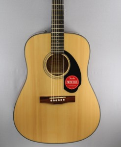Fender CD-60S NAT 2
