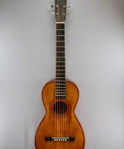 Alte Parlour Gitarre 11