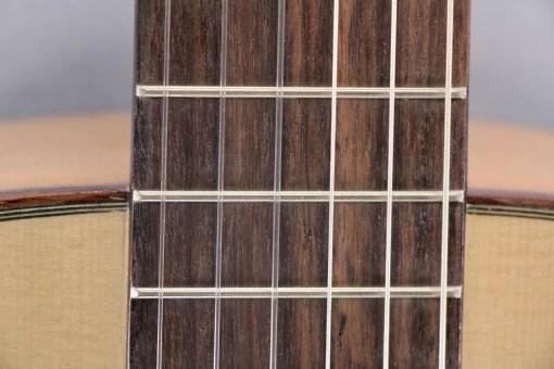 La Mancha Amber Linkshand Flamencogitarre 3