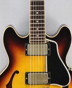 Gibson ES-3399 Burst Custom Shop gebraucht
