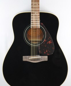 Yamaha F370 BLK Folkgitarre 3