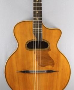 Rene Gerome Manouche Guitar