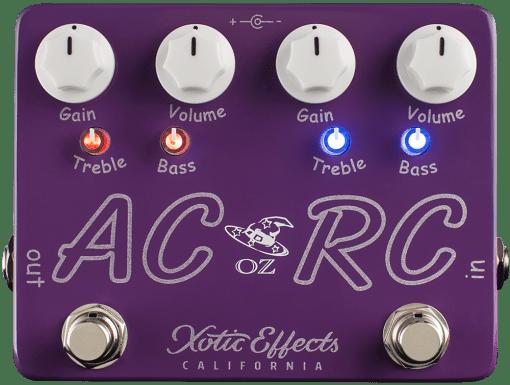Xotic AC/RC OZ LTD