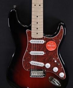 Squier Standard Stratocaster E-Gitarre MN AB