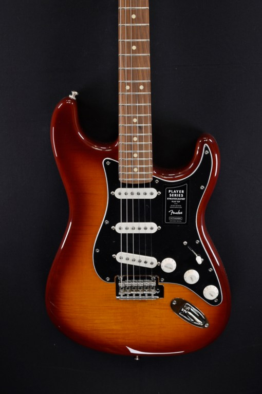 Fender Player Strat Plus