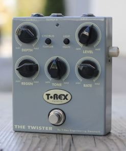T Rex The Twister