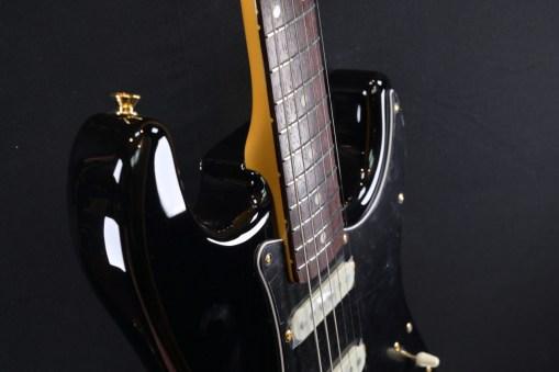 Midnight Stratocaster