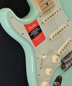 Stratocaster MN LH SFG