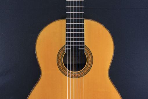 Eduardo Valdivia Rivera Meistergitarre 1981