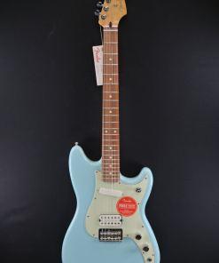 Daphne Blue Fender Duo Sonic