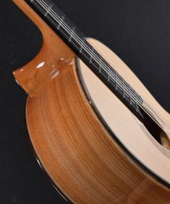 Gitarren Zarge aus Rüster