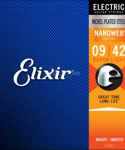 Elixir Nanoweb Electric 09-42