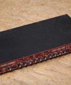 Mindprint Envoice Rarität Micro Vorverstärker Equalizer Preamp Vintage Röhre