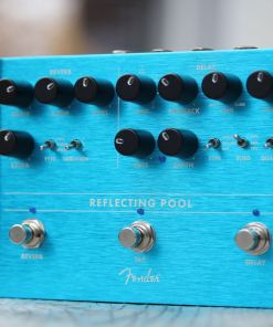 Fender Reflecting Pool Delay Reverb