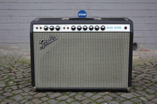 1973 Fender Deluxe Reverb Amp