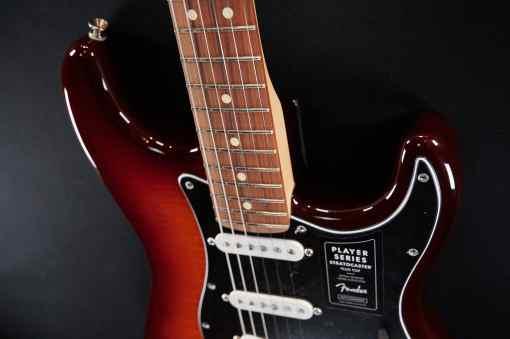 Fender Player Strat Plus Top PF TBS