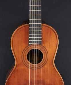 Alte Parlor Gitarre