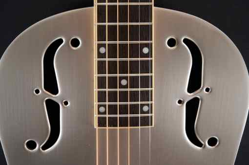 Gold Tone GRS Paul Beard Metal Body Reso