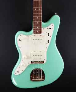 Fender MIJ Traditional '60s Jazzmaster Surf Green Left