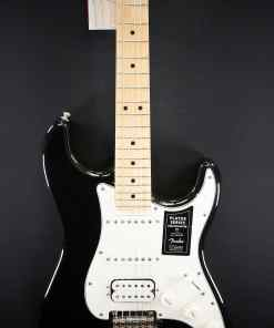 Fender Player Strat HSS PF blk