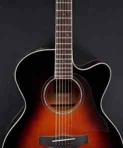 Yamaha CPX 600 Violin Sunburst